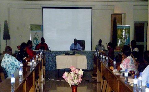 Forum de Dakar sur l'eau et l'assainissement en Afrique: Les acteurs burkinabè se concertent