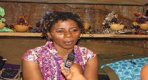 Espace «Poupemania»: des poupées africaines faites à la main