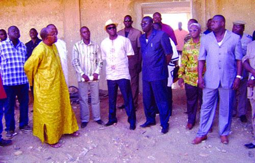 Chantiers du 11-Décembre 2012 à Koudougou: La cité des forces vives inquiète