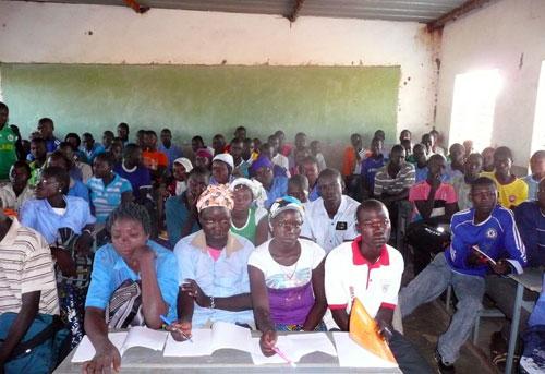Lycée départemental de Kassoum: Pourquoi les cours ne débutent-ils pas?