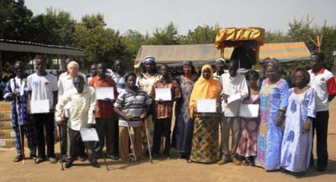 Journée internationale des personnes handicapées au Burkina: Les acteurs disent non à l'exclusion