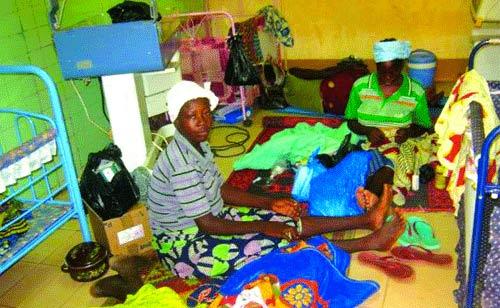 Grève du SYNTSHA: Des patients désemparés à Dédougou