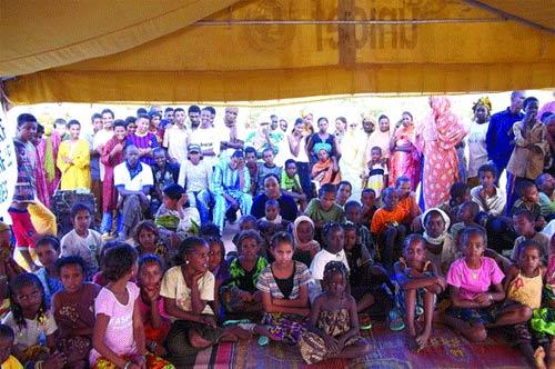 Réfugiés maliens au Burkina Faso: 50% de femmes enceintes sur les sites de Gandafabou et de Fererio