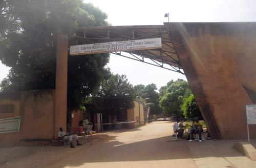 CHUSS/Bobo-Dioulasso: Le linge sale lavé en public