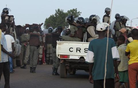 Compagnie Républicaine de Sécurité: Le dispositif sécuritaire de la Police Nationale renforcé à Ouahigouya