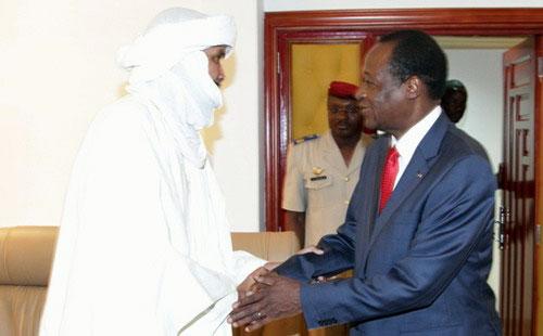 Le Blaiso et barbus: Entre laafi bala et Mali là-bas