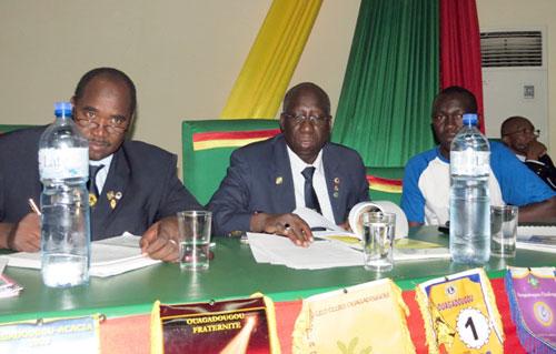 Lions clubs international: Le gouverneur du district 403-A1 invite les «Lions» de Ouaga à s'investir dans la lutte contre l'analphabétisme