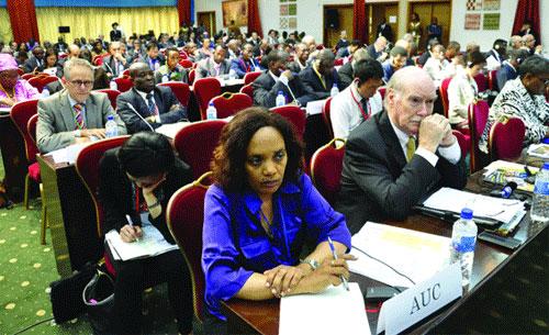 Ve Conférence internationale de Tokyo sur le développement de l'Afrique: Des experts balisent les priorités, à Ouagadougou