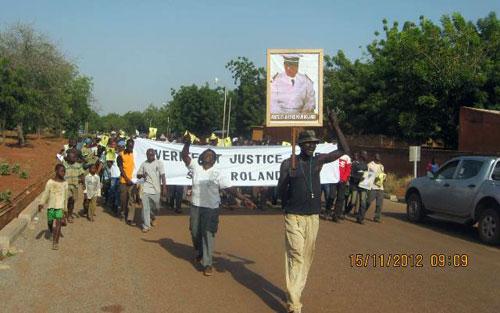 Décès de Rolande Sama à Dédougou: La population réclame justice