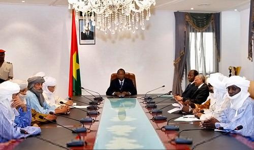 Mali: Premier face à face officiel entre Ansar Eddine et le MNLA autour de Blaise Compaoré