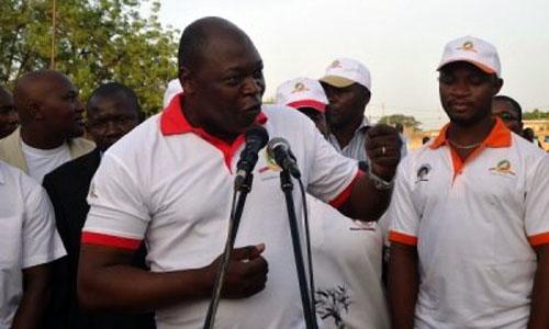 Elections couplées 2012: le PIB démarre sa campagne par Koudougou