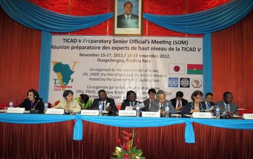 Réunion préparatoire de la TICAD V: Les experts ont balisé le terrain pour une coopération africano-nipponne exemplaire