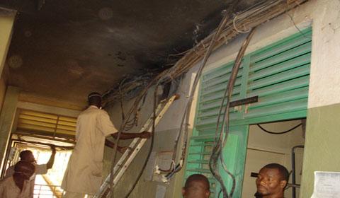 Incendie à Yalgado: Plus de peur que de mal