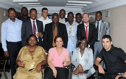 Programmes européens 2013: Masters européens pour cadres africains en mode «Blended Learning»