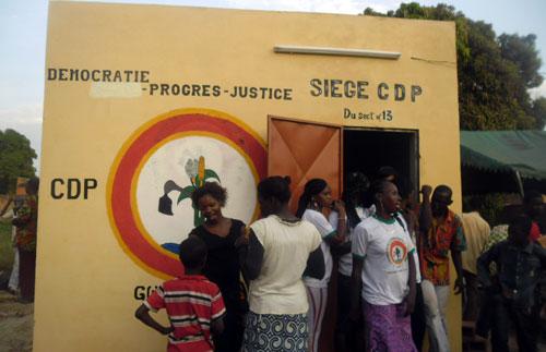 CDP/Dogona: Un siège pour une cohésion des activités