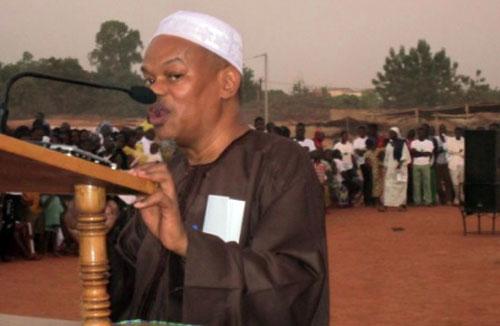 Le PDS /Metba (opposition) promet de ravir la majorité au Parlement le 03 décembre 2012