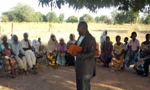 Campagne pour les législatives et municipales couplées du 2 décembre: Le lion rugit à Kiri