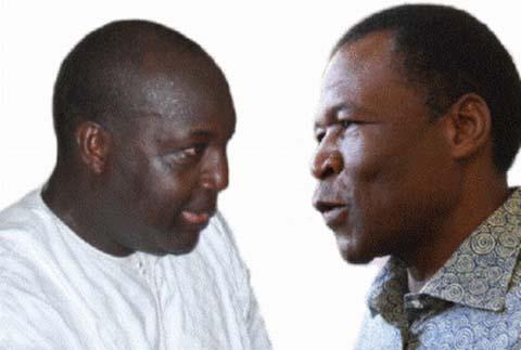 Zéphirin Diabré/ François Compaoré: La bataille de Ouagadougou aura lieu