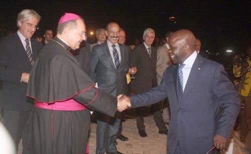 Simon Compaoré, maire de Ouaga: «J'ai achevé ma course…»