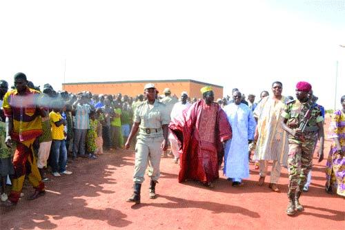Médecine traditionnelle au Burkina: Saïdou «Nagréongo» fête ses 3935 enfants