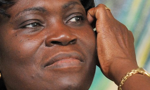 Simone Gbagbo, sous le coup d'un mandat d'arrêt de la CPI