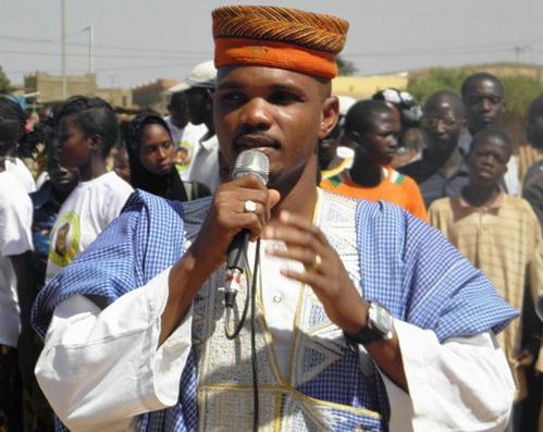 Poé Naaba Tanga, candidat de l'UPC: «Le sérieux de l'UPC convainc la population à adhérer à ses idéaux»