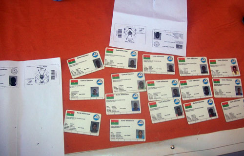 Elections couplées du 2 décembre 2012: «L'UNDD va gagner ces élections»
