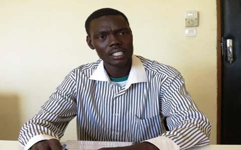 Joël Aimé Ouédraogo, candidat PIB au Bam: «Sachant que la vieille génération ne comprend pas très bien mes idées, je travaille à sensibiliser la jeunesse»