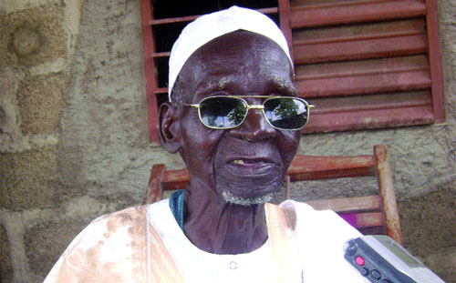 Pyhan Damoué: L'homme qui a introduit la pastèque au Burkina n'est plus