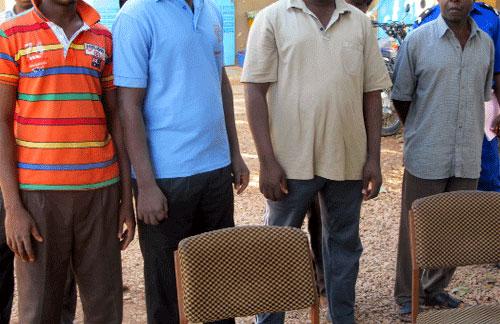 Arrestation de bandits: Avec de fausses immatriculations, ils détournaient des marchandises