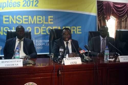 Elections couplées: 5 jours maximum pour la proclamation des résultats