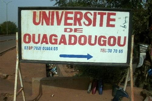 Burkina Faso: Une grève pour protester contre la violence sur les campus