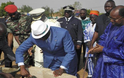 Koudougou, «Côte-d'Azur du Burkina et non Benghazi»