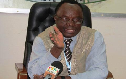 Proclamation des résultats provisoires des élections municipales du 02 décembre 2012: allocution de monsieur le président de la CENI