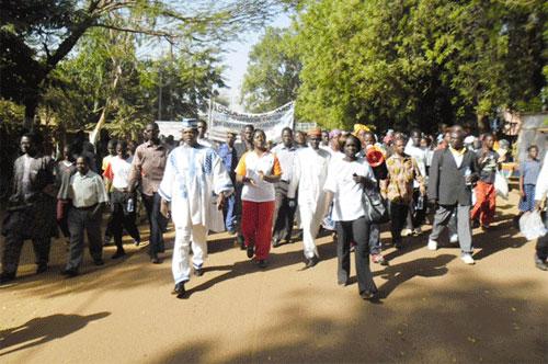 Festivités du 11-Décembre: Le Centre-Ouest en guerre contre le SIDA