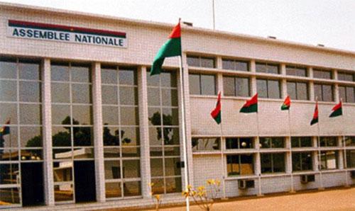 Burkina: Liste provisoire des 127 députés de l'Assemblée nationale