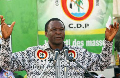 Burkina-Elections-Résultats: Francois Compaoré et Luc Adolphe Tiao, élus à l'Assemblée nationale