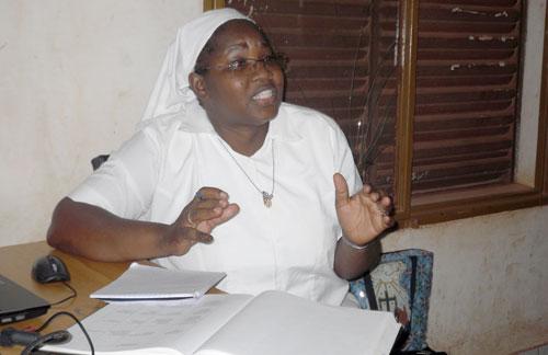 Prostitution de mineurs à Bobo-Dioulasso: Sœur Rachelle Bambara recommande un «observatoire» sur la pédophilie
