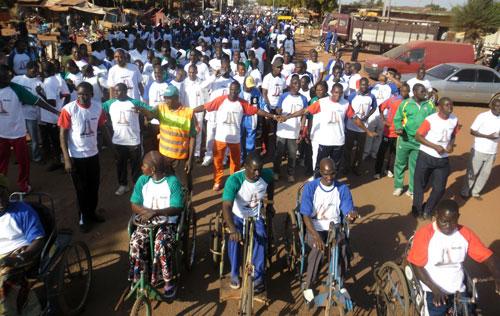 Droits humains et Promotion civique: La «citoyenneté» a fait le tour de Bobo