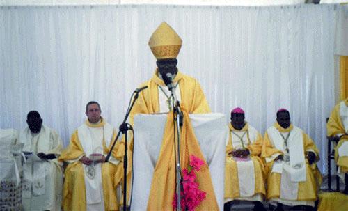 Jubilé d'or de la paroisse de Réo: Sous le signe de la réconciliation avec Dieu