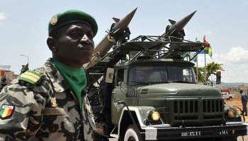 Armée malienne: Opération refondation