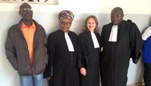 Cameroun - Homosexualité: La peine de Roger Mbédé confirmée en appel