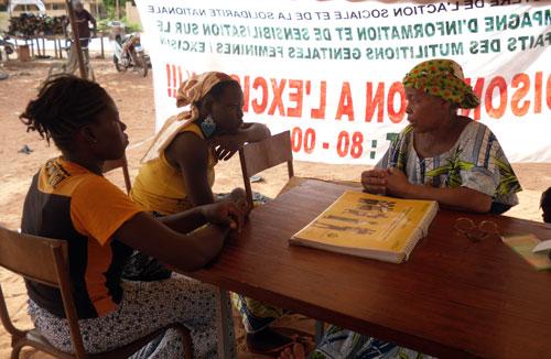 Campagne de sensibilisation sur les méfaits de l'excision: Sept victimes des séquelles ont été enregistrées dans le Houet