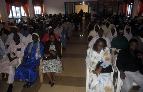 Conseil national des personnes âgées  du Burkina Faso (CNPA-BF): Le bureau des Hauts-Bassins mis en place
