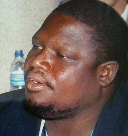 Remerciements et faire-part pour le décès de Louis Bazié