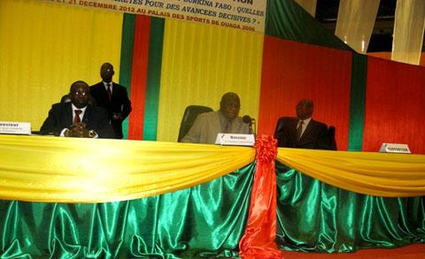 Assises nationales sur la corruption: Les résultats de leurs réflexions