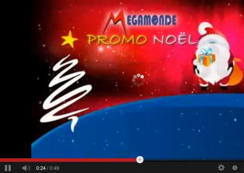 MEGAMONDE MOTOS-Promo NOEL 2012
