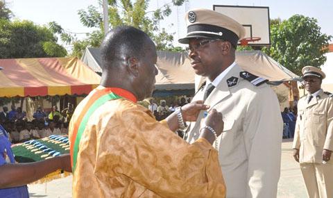 Burkina Faso: 20 douaniers exemplaires distingués