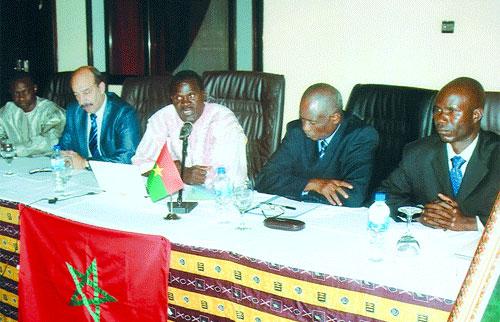 Conférence-dédicace: «Philosophie politique et actions diplomatiques du souverain chérifien» de Issaka Ouédraogo