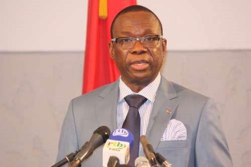 Burkina Faso: Le gouvernement démissionne